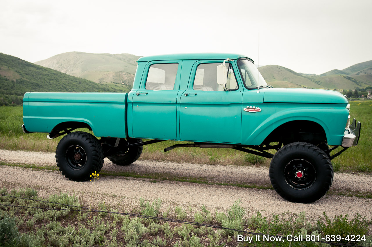 1966 ford f250 crew cab for sale autos post. Black Bedroom Furniture Sets. Home Design Ideas