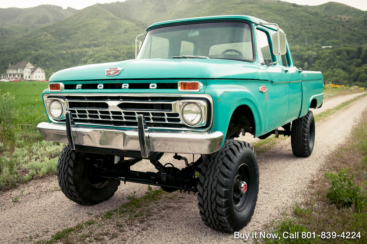 1966 f250 crew cab pictures to pin on pinterest pinsdaddy. Black Bedroom Furniture Sets. Home Design Ideas
