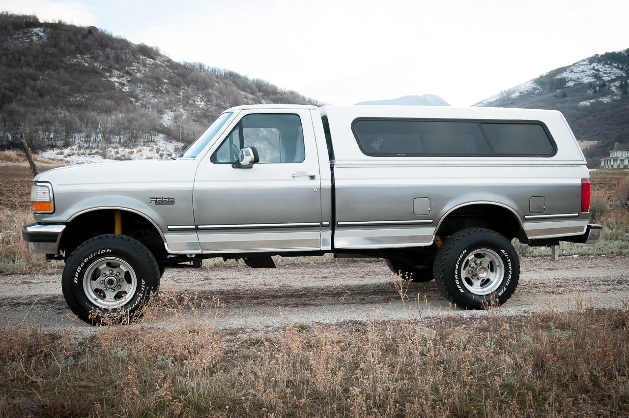 1995 Ford F