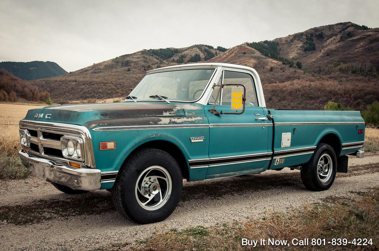 1969 Gmc Truck 1969 Gmc Sierra 2500 Custom Sport Truck C20 2500 K20 C10 K10 Shop