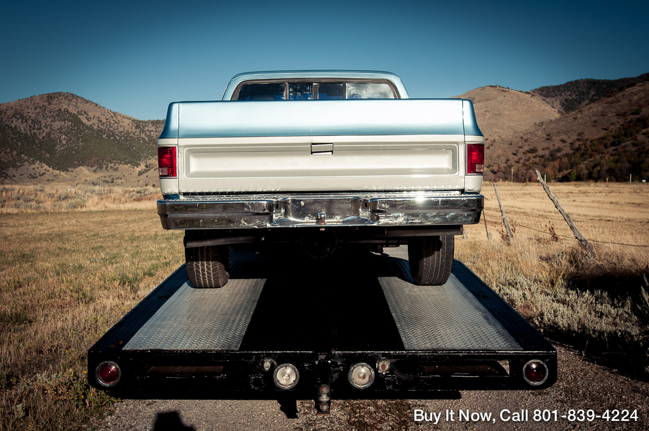 Gmc crew cab hauler ebay autos post for Elliff motors harlingen tx
